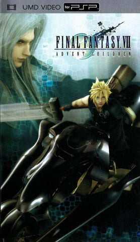 Final Fantasy VII: Advent Children - PSP