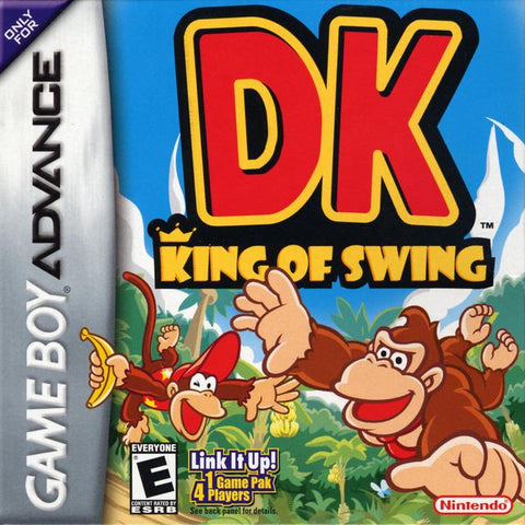 DK: King of Swing - Game Boy Advance [NEW]