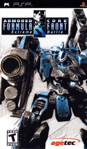 Armored Core: Formula Front - Extreme Battle - PSP