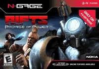 Rifts: Promise of Power - N-Gage