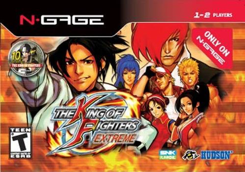 The King of Fighters Extreme - N-Gage