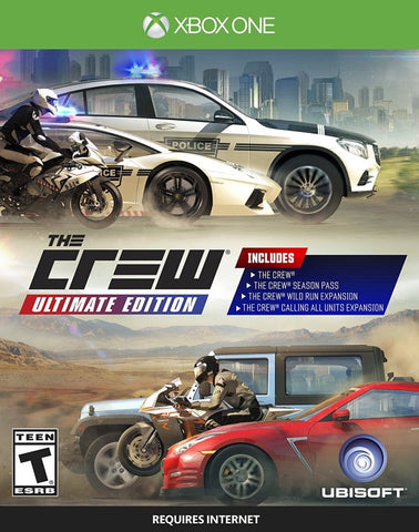 The Crew: Ultimate Edition - Xbox One