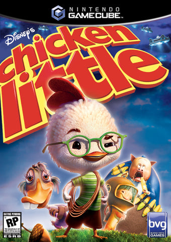 Disney's Chicken Little - GameCube [NEW]