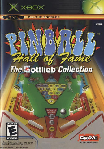 Pinball Hall of Fame: The Gottlieb Collection - Xbox