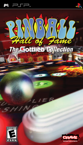 Pinball Hall of Fame: The Gottlieb Collection - PSP