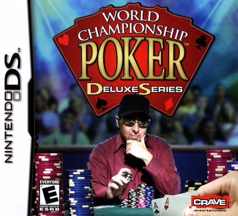 World Championship Poker: Deluxe Series - Nintendo DS