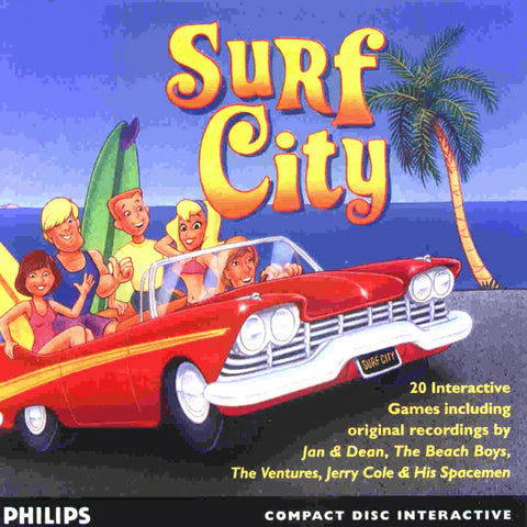 Surf City - CD-I