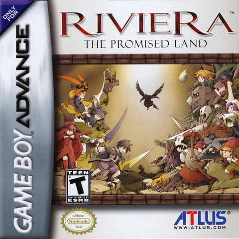 Riviera: The Promised Land - Game Boy Advance [USED]