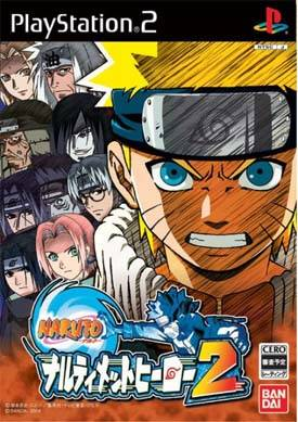 Naruto: Narutimate Hero 2 - PlayStation 2 (Japan)