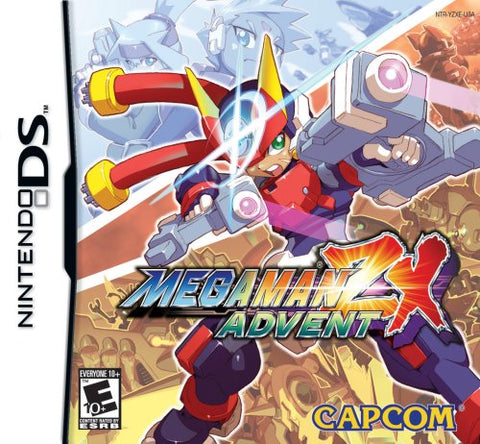 Mega Man ZX: Advent - Nintendo DS