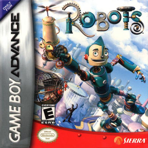 Robots - Game Boy Advance [USED]