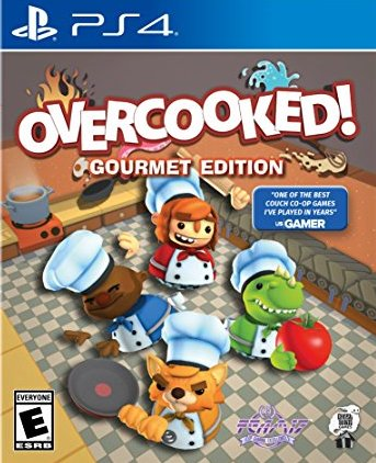 Overcooked! (Gourmet Edition) - PlayStation 4