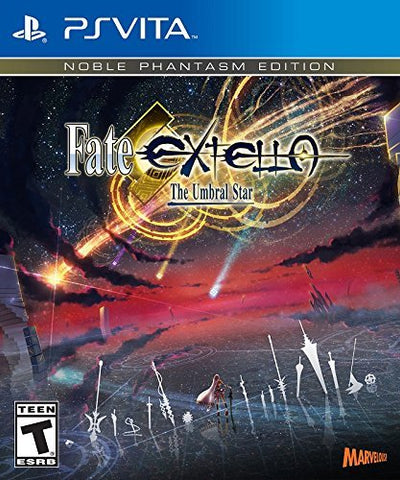 Fate/Extella: The Umbral Star (Noble Phantasm Edition) - PS Vita