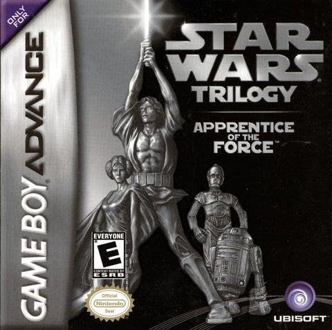 Star Wars Trilogy: Apprentice of the Force - Game Boy Advance [USED]