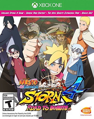 Naruto Shippuden: Ultimate Ninja Storm 4 - Road to Boruto - Xbox One