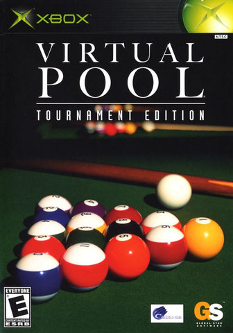 Virtual Pool: Tournament Edition - Xbox