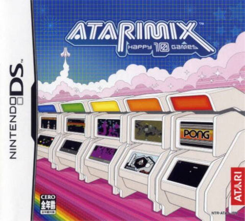 Atarimix Happy 10 Games - Nintendo DS (Japan)