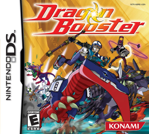 Dragon Booster - Nintendo DS