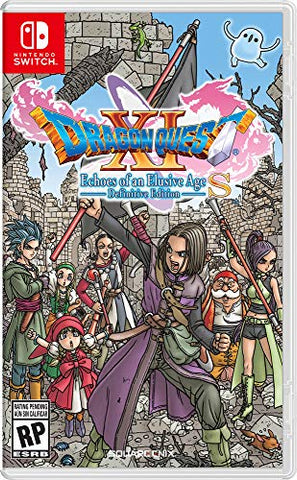 Dragon Quest XI S: Echoes of an Elusive Age - Definitive Edition - Nintendo Switch