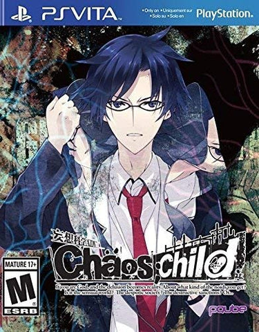 Chaos;Child - PlayStation Vita [NEW]