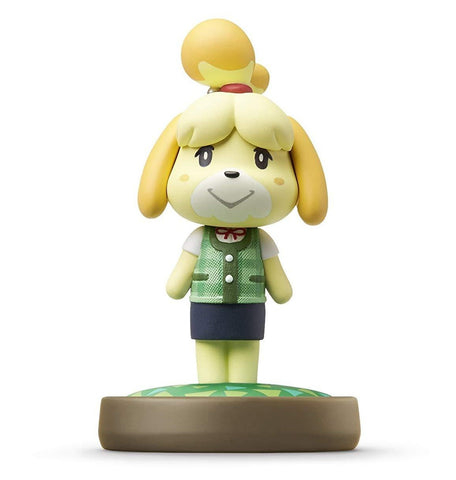 Isabelle - Summer Outfit (Animal Crossing series) Amiibo