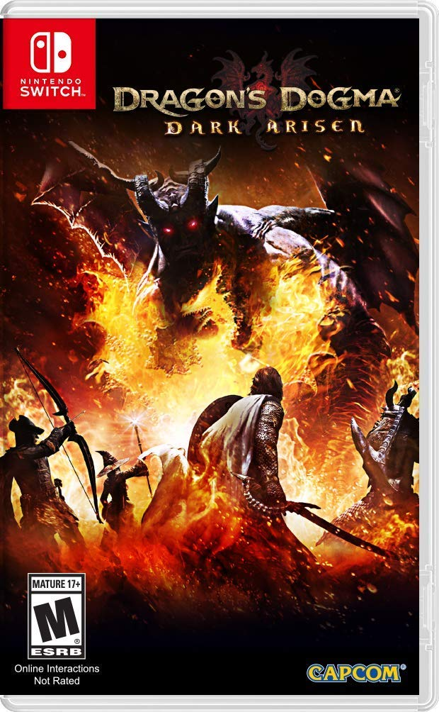 Dragon's Dogma: Dark Arisen - Nintendo Switch