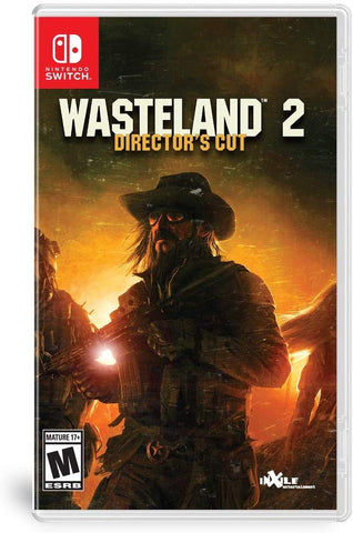 Wasteland 2 - Nintendo Switch