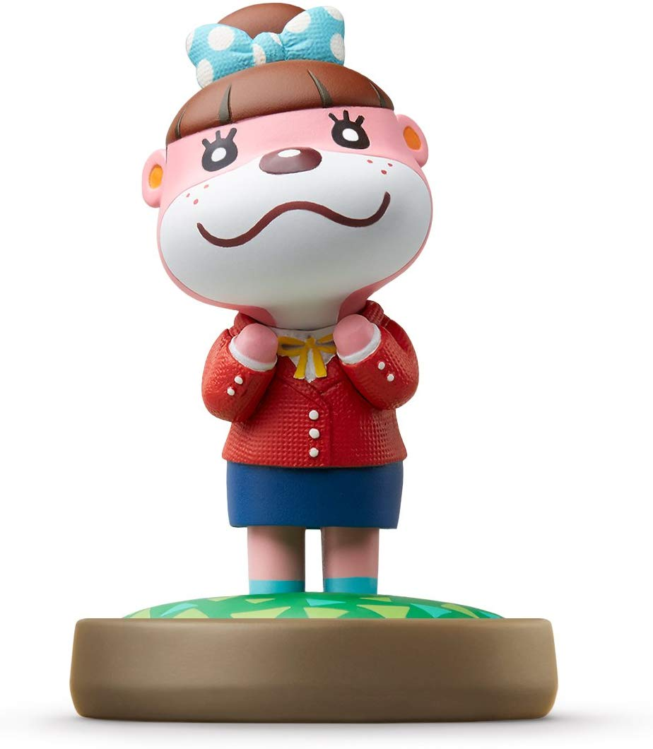 Lottie (Animal Crossing series) Amiibo