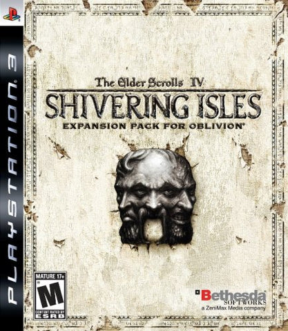 The Elder Scrolls IV: Shivering Isles - Playstation 3