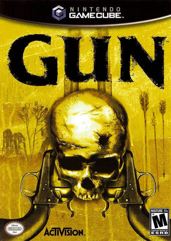 Gun - GameCube [USED]