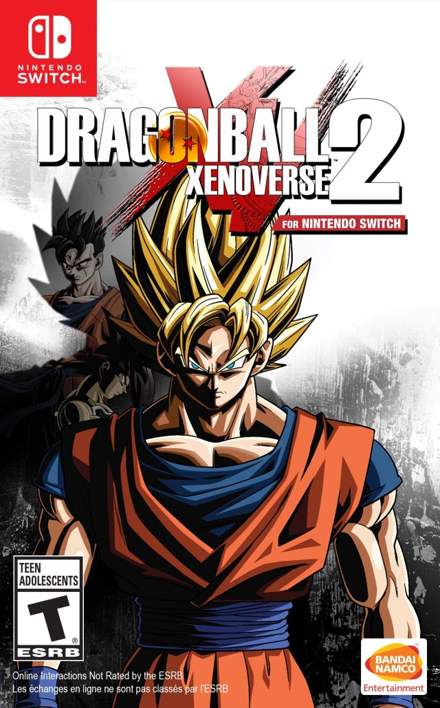 Dragon Ball: Xenoverse 2 - Nintendo Switch