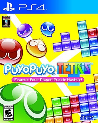 Puyo Puyo Tetris - PlayStation 4