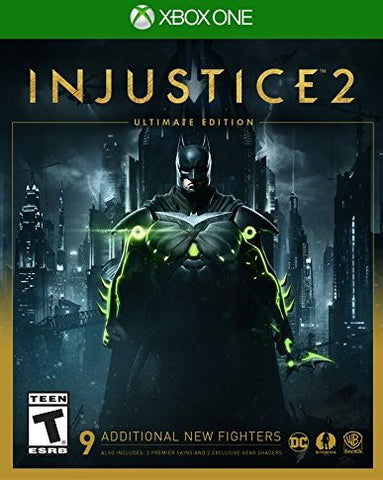 Injustice 2 (Ultimate Edition) - Xbox One