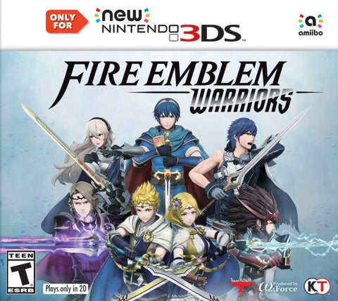 Fire Emblem Warriors - Nintendo 3DS [USED]