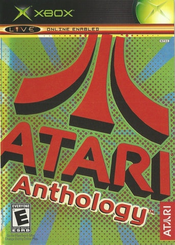 Atari Anthology - Xbox
