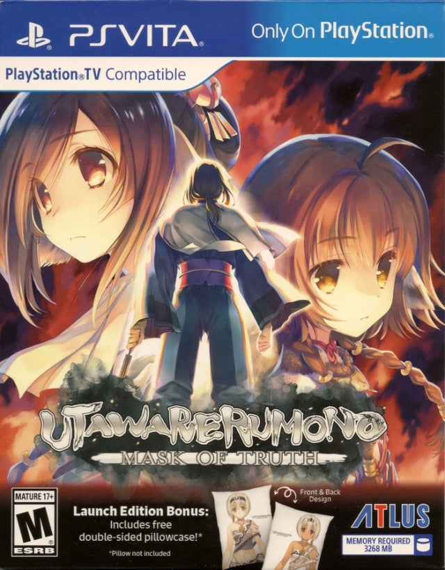 Utawarerumono: Mask of Truth (Launch Edition) - PS Vita