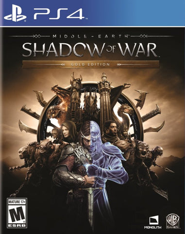 Middle-earth: Shadow of War (Gold Edition) - PlayStation 4
