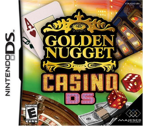 Golden Nugget Casino DS - Nintendo DS
