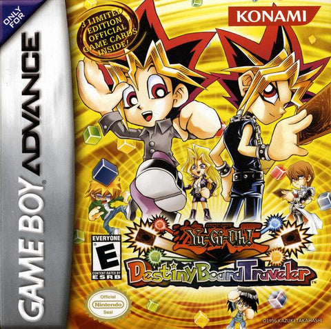 Yu-Gi-Oh! Destiny Board Traveler - Game Boy Advance [NEW]