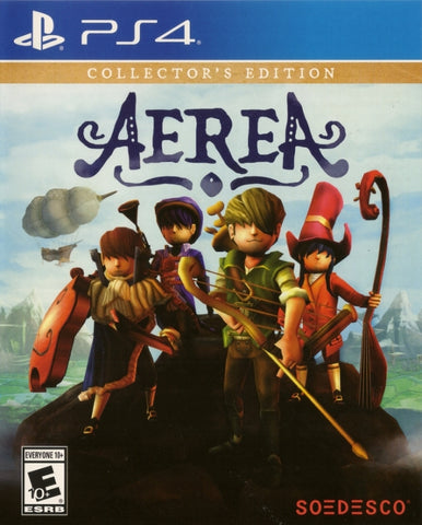 AereA (Collector's Edition) - PlayStation 4