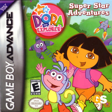 Dora the Explorer: Super Star Adventures - Game Boy Advance [USED]