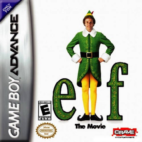 Elf: The Movie - Game Boy Advance [USED]
