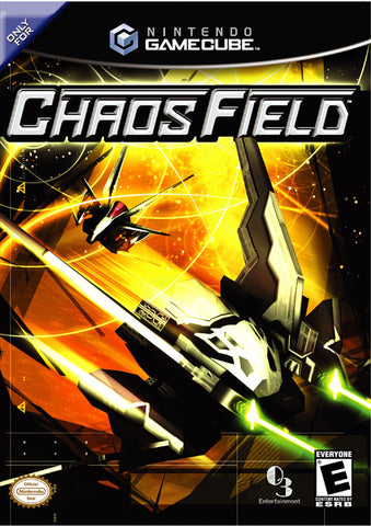 Chaos Field - GameCube [USED]