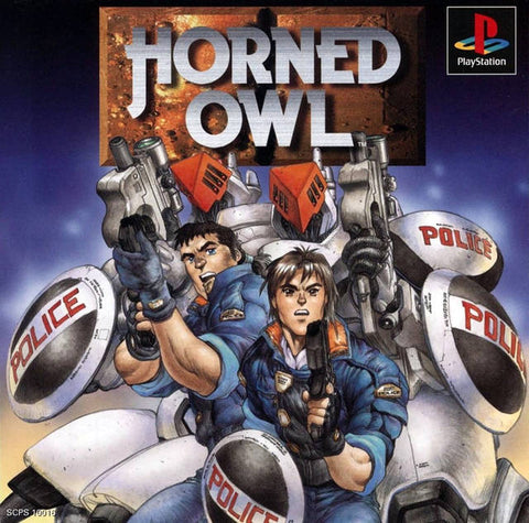 Horned Owl - PlayStation (Japan)