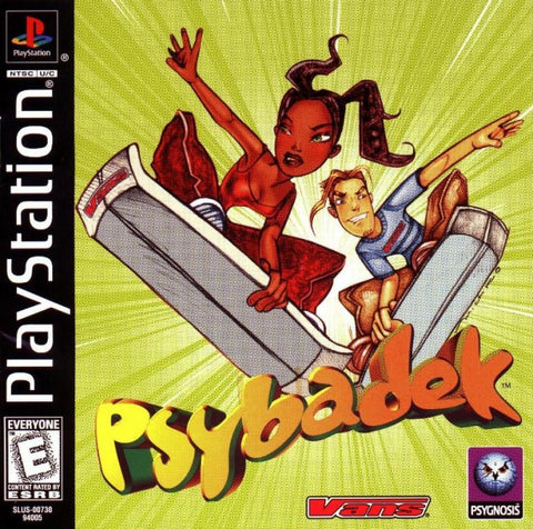 Psybadek - PlayStation