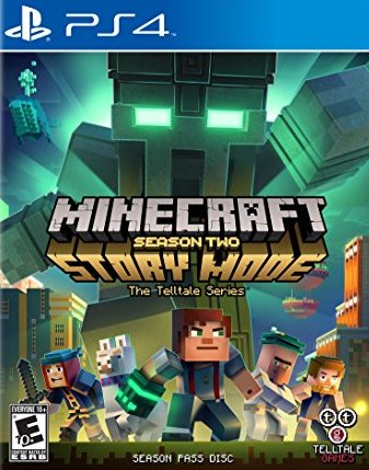Minecraft: Story Mode - Season Two: The Telltale Series - PlayStation 4