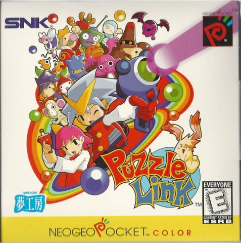 Puzzle Link - NeoGeo Pocket Color [USED]
