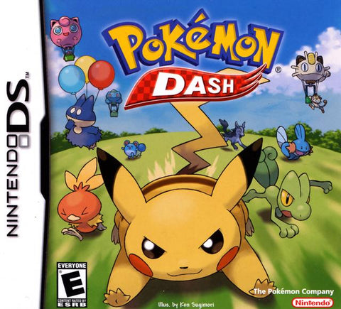 Pokemon Dash - Nintendo DS