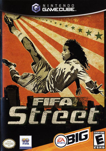 FIFA Street - GameCube [USED]