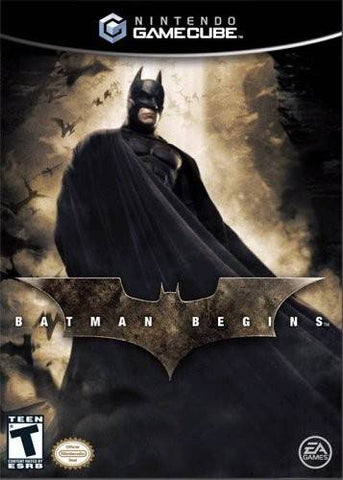 Batman Begins - GameCube [USED]